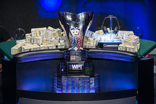 Asher Conniff Parlays ,600 Investment to Win WPT World Championship for 7,683 101