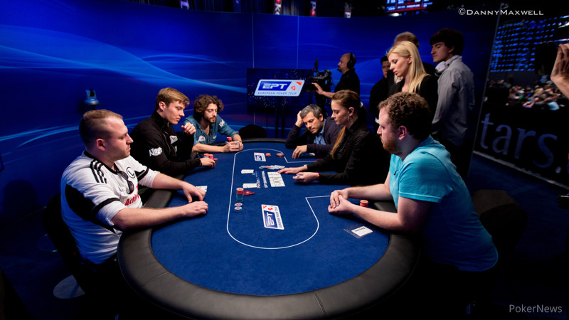 Super High Roller de la Gran Final del EPT 2015 Día 2: Sammartino lidera la mesa final 101