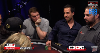 Hold'em with Holloway, Vol. 27: Great Laydown or Bad Fold on Poker Night in America? 101