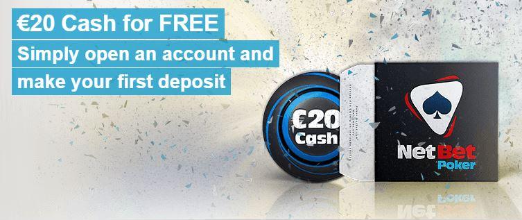 NetBet Vam Poklanja BESPLATNIH 20€! 101