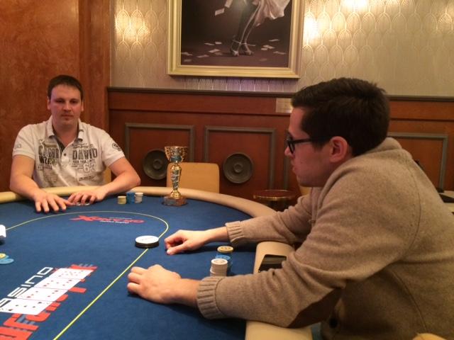 Martin Mänd tegi PokerNews Live finaalturniiril ajalugu! 101