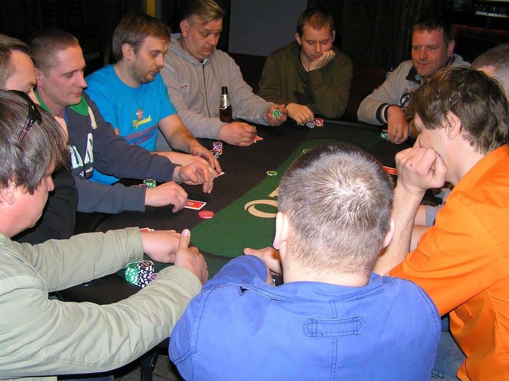 Alavere pokkerimeistriks tuli Janek Hin 101