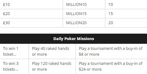 888poker vis dar laukia naujojo milijonieriaus 101