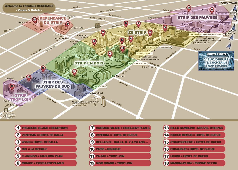 Entretien au coeur de Las Vegas avec Seb Bénaben et son ebook, Welcome to Fabulous Benedard... 102