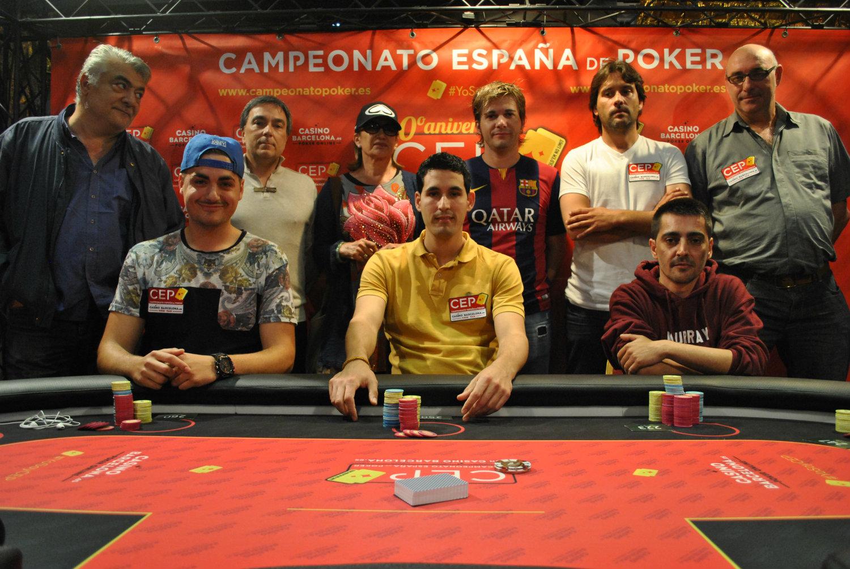 Un portugués roba el protagonismo a los jugadores españoles en el CEP de Castellón 101