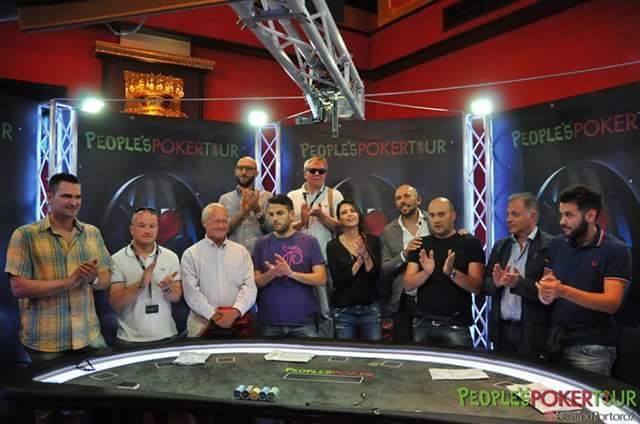 Đorđe Jovanović za Finalnim Stolom PPT Main Eventa 990€ u Portorožu 101