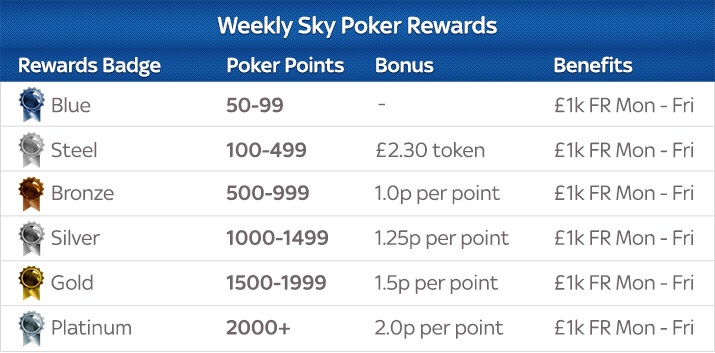 Five Things You Should Know About SKYPoker 101