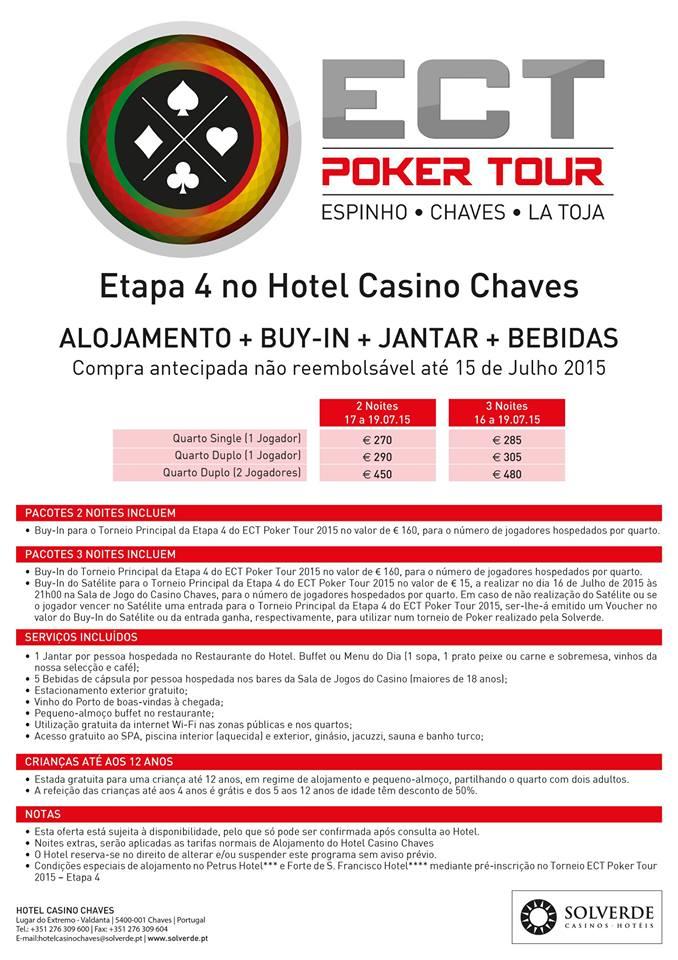 Etapa 4 ECT Poker Tour - Satélites em Chaves e Espinho! 102