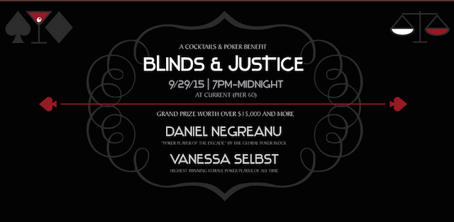 """Vanessa Selbst to Host """"Blinds & Justice"""" Charity Event w/ Guest Daniel Negreanu 101"""