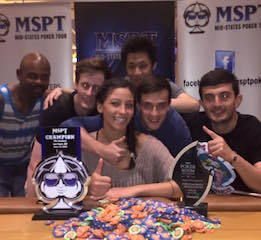 Angelina Rich Becomes First Woman to Win MSPT; Takes Down Venetian Event for 5,815 101