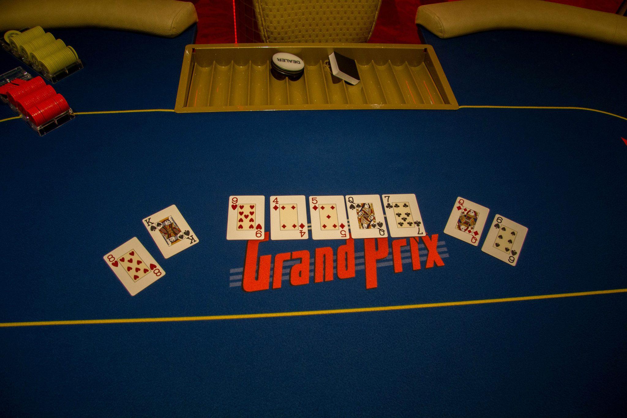 Uuenenud kavaga Pärnu Poker Weekend muutub suvel igakuiseks 101