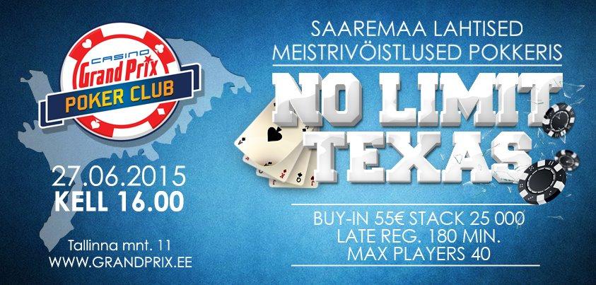 Laupäeval selgub arvult kolmas Saaremaa pokkerimeister 102