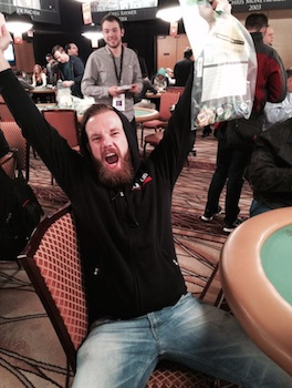 When the Bubble Bursts: Tracking Effect of Deeper Stacks, Structure Changes at 2015 WSOP 101
