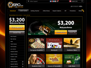 How to Choose The Right Online Casino: The Games 101