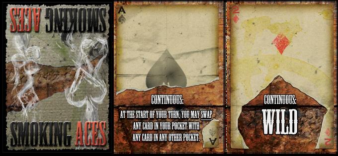Smoking Aces - Hybrid Poker