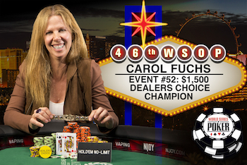 2015 WSOP Day 32: Cahill vs. Liberto for Bracelet; Ladies Event Final Table & More 101