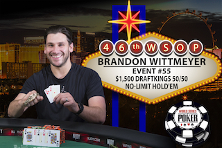 WSOP Day 34: Duhamel Wins One Drop, Wittmeyer Takes DraftKings 50/50 & More 101