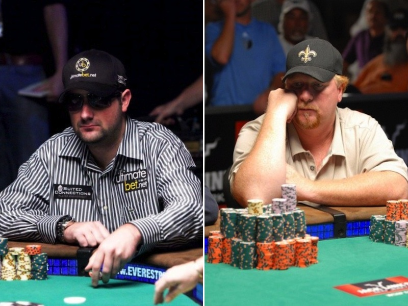 The Second-Guessing Game: Key Decisions from WSOP Main Events (2007-2014), Pt. 1 103