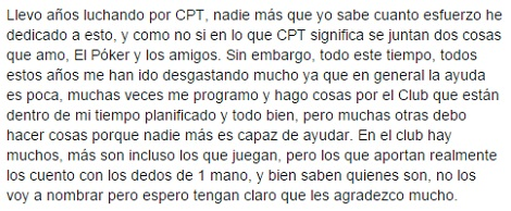 ¿Good Bye CPT? 101