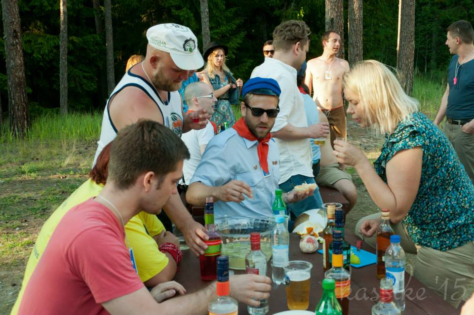 ETPF pidas järjekordseid suvepäevi 101