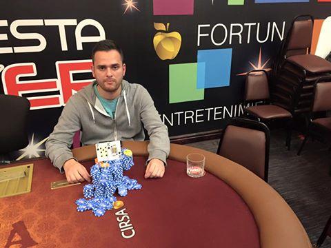 Resumen del Torneo ₡8,000,000 Garantizados Casino Fiesta 101
