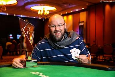 Claudio Moya Wins Latin American Poker Tour Peru Main Event; Scott Davies Takes High Roller 101