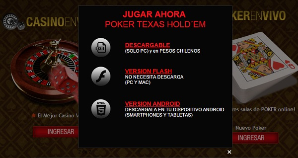 La Red Chilena de Poker ya está de vuelta 102