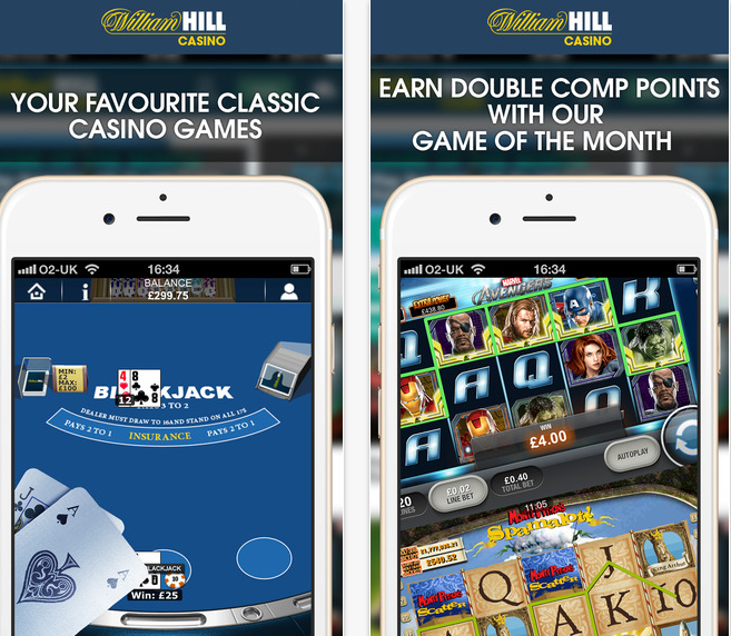 will hill casino mobile