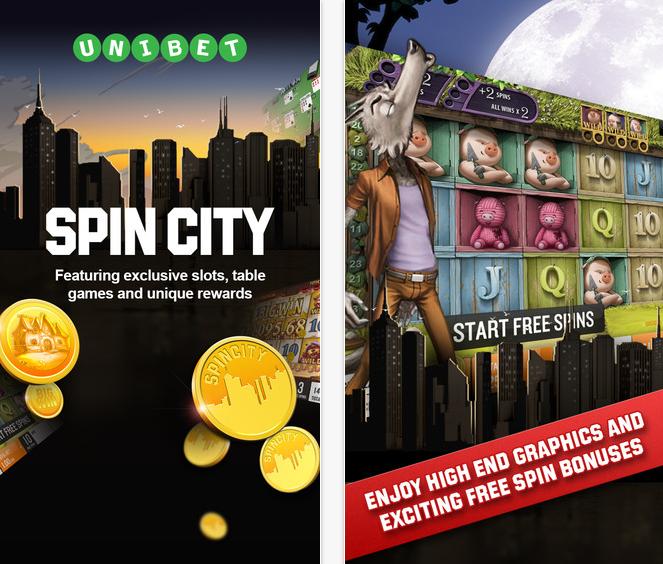 Unibet Casino Mobile App
