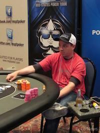 Blake Bohn Wins Mid-States Poker Tour Meskwaki Casino for 1,229 & Second MSPT Title 102
