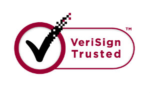 Online Casino Security: the VeriSign logo