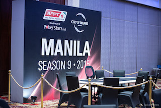 2015 PokerStars.net APPT Season 9 Manila Day 1a: Olsson Leads as 75 of 260 Survive 101