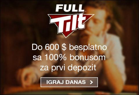 Full Tilt Cash Game Nakon Izmena Zabeležio Pad od 20% 101
