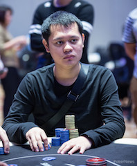 2015 PokerStars.net APPT Manila: Aaron Lim gana su segundo título del APPT 101
