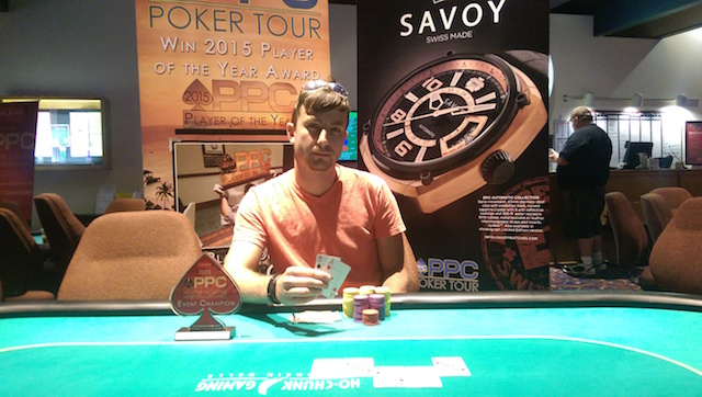 Hold'em with Holloway, Vol. 40: Practicing Patience in My Deep PPC Poker Tour Run 102