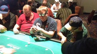 Hold'em with Holloway, Vol. 40: Practicing Patience in My Deep PPC Poker Tour Run 101