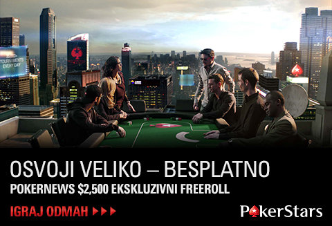 PokerStars Uveo Redovni Dvodnevni Vikend Turnir 101