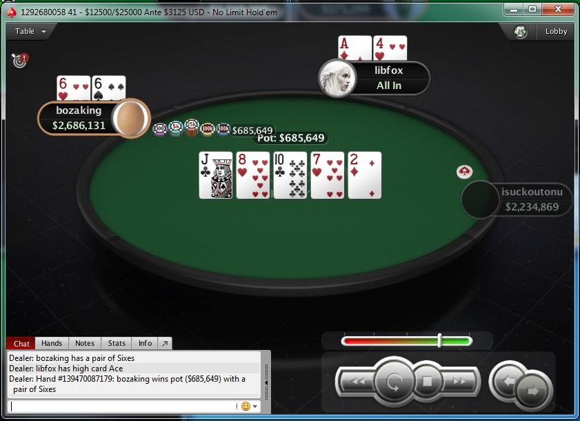 "PokerStars Sunday Edition: Stefan ""rokla569"" Klarić Obeležio Nedelju; Ostali Rezultati... 116"