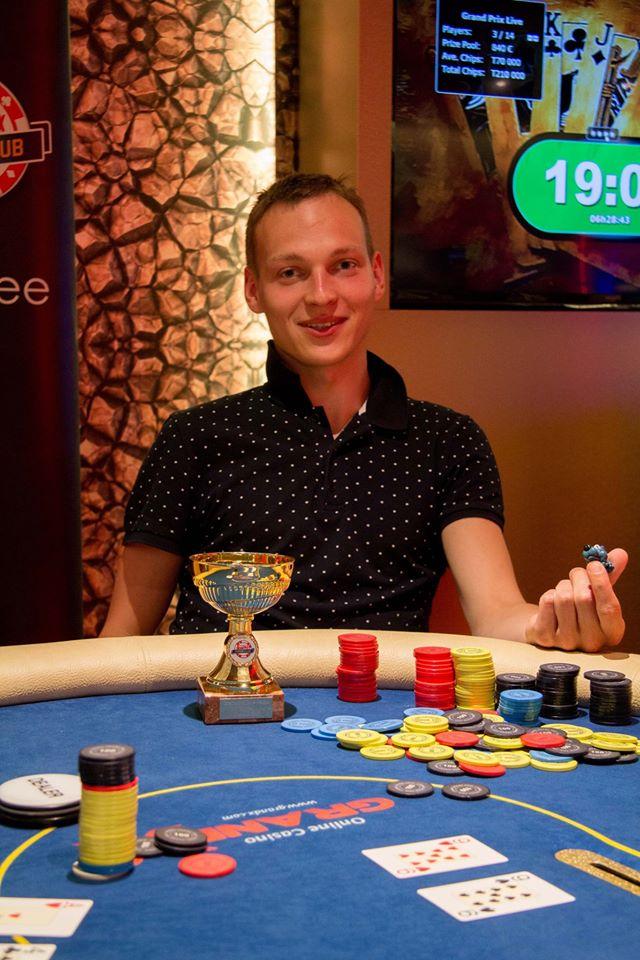 Margused riisusid Pärnu Poker Weekend'il koore 101