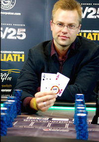 Miikka Toikka Tops 4,000+ Players in GUKPT Goliath Event 101