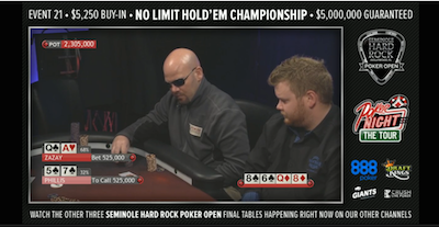 Hold'em with Holloway, Vol. 41: Analyzing a Questionable SHRPO Main Event Hand 102