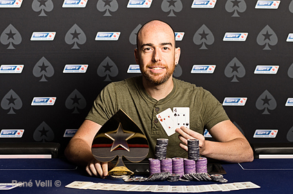 Tazon, Zhigalov & Salter Among Big Winners in EPT12 Barcelona Side Events 101