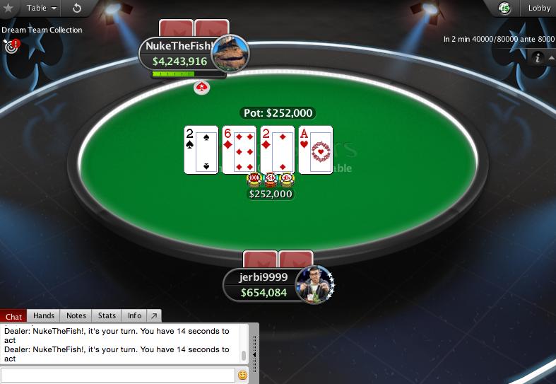 Josht7 poker