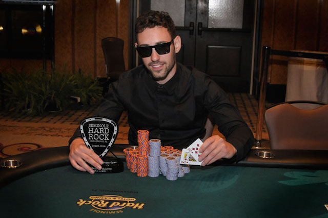 Aaron Mermelstein Battles Whirlwind of Adversity En Route To Becoming a WPT Champ 102