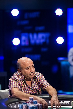 Mike Shariati Denies Freddy Deeb Third WPT Title at Legends of Poker 101