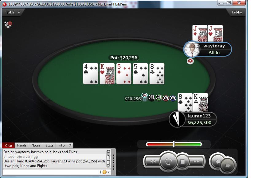 "Nedelja Na PokerStarsu: ""mario1335"" Prvi na Bigger ; ""waytoray"" Runner up na +R NLH 107"