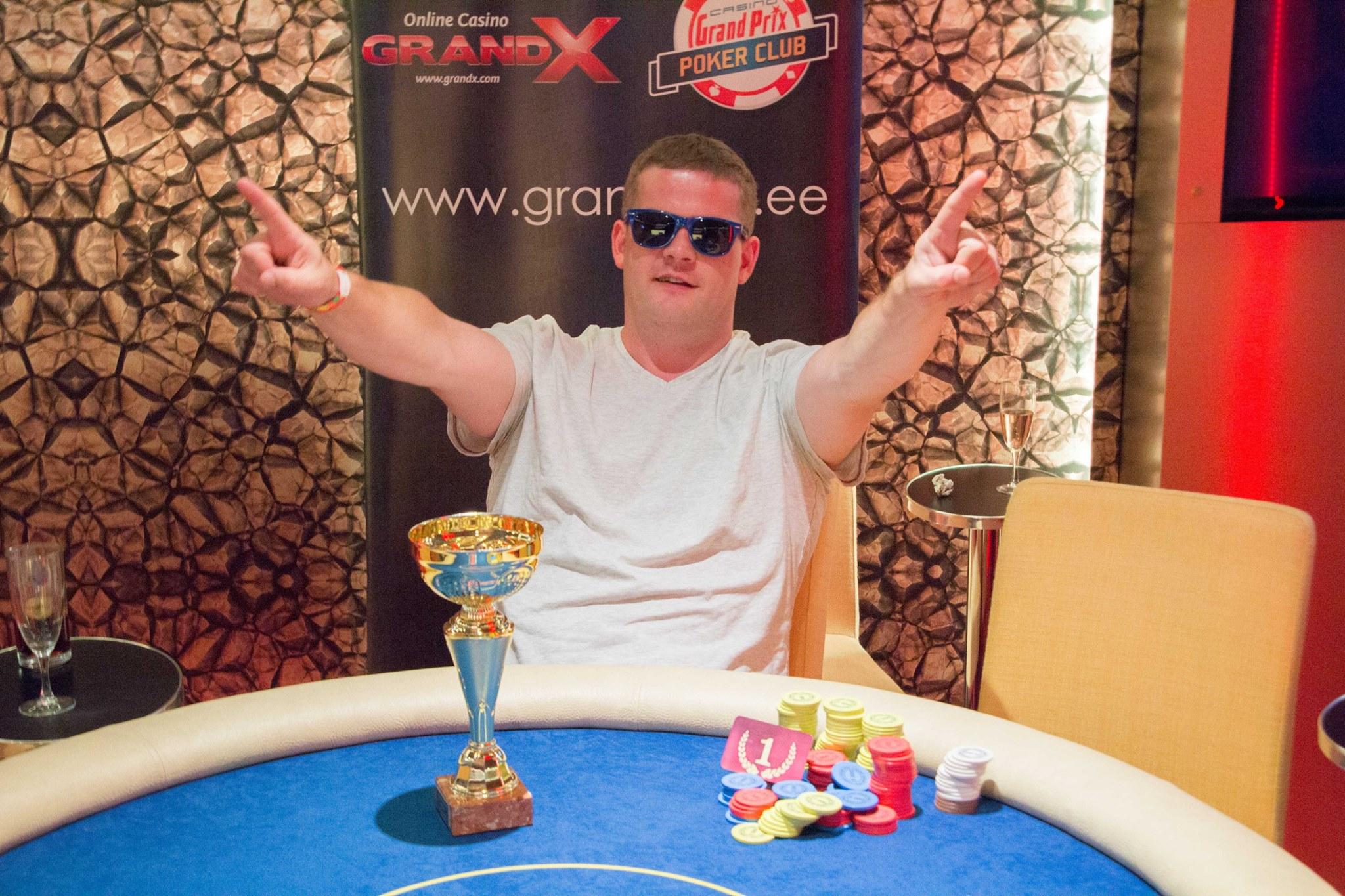 Tuleval nädalavahetusel toimub aasta viimane Pärnu Poker Weekend 101