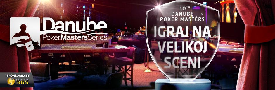 Uskoro Počinje Jubilarni Danube Poker Masters; Po Prvi Put Live Prenos FT Main Eventa 102