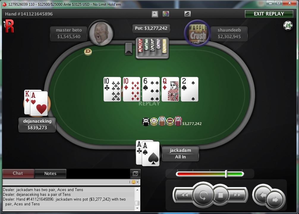 """Nedelja na PokerStarsu: """"dejanaceking"""" Najuspešniji, """"andrej2511"""" Runner up na Sunday... 103"""
