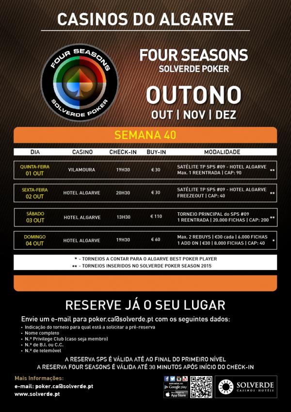 Satélites Etapa #9 Solverde Poker Season - Quinta e Sexta em Vilamoura e Portimão 101